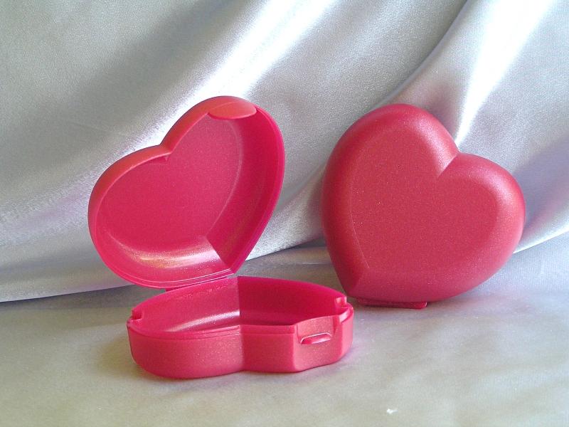 Бутербродница Сердце
