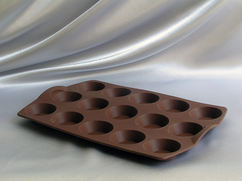Силиконовая форма Мини кекс